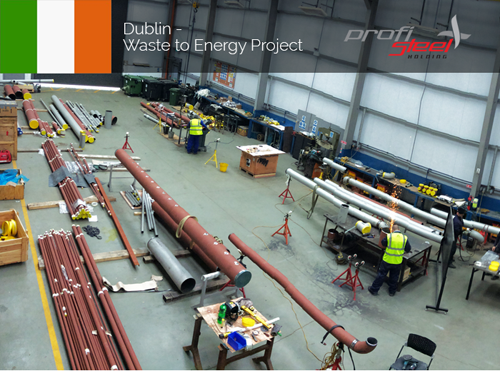 Dublin – Waste to Energy Project