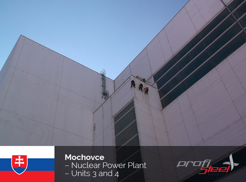 Mochovce – nuclear power plant - units 3 and 4